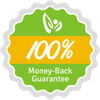 Logo Money-Back Guarantee