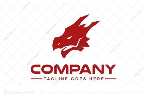 Logogroup - Dragonfly Logo
