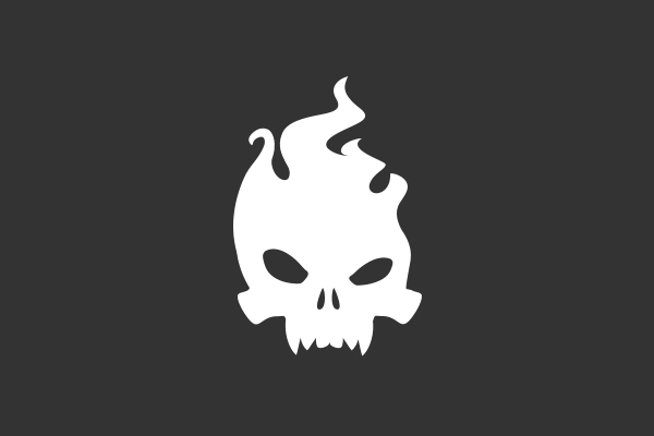 Logo for sale: Ghost Rider Logo
