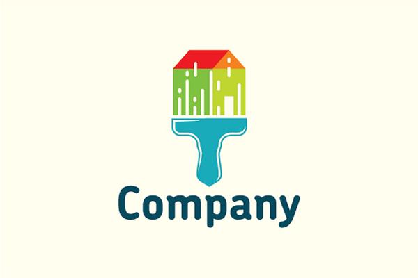 home painter logo