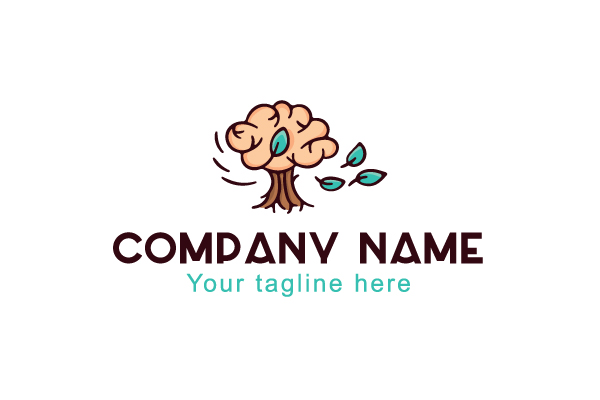 Logo for sale: Brain Storming Logo