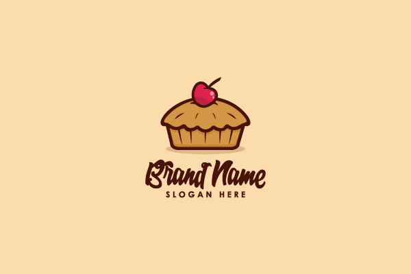 Pie Bakery Logo