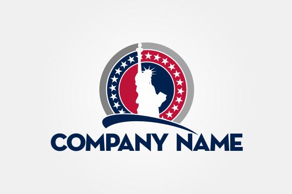 statue of liberty logo