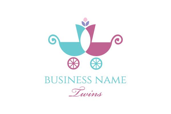 Twins Baby Shop Logo