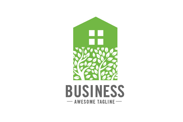 Logo for sale: Green House Logo