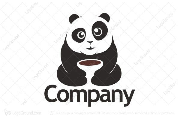 Coffee Panda Logo