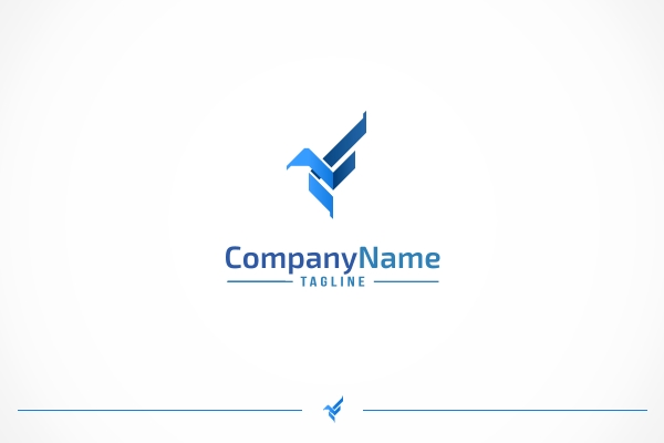 Logo for sale: Hummingbird Logo