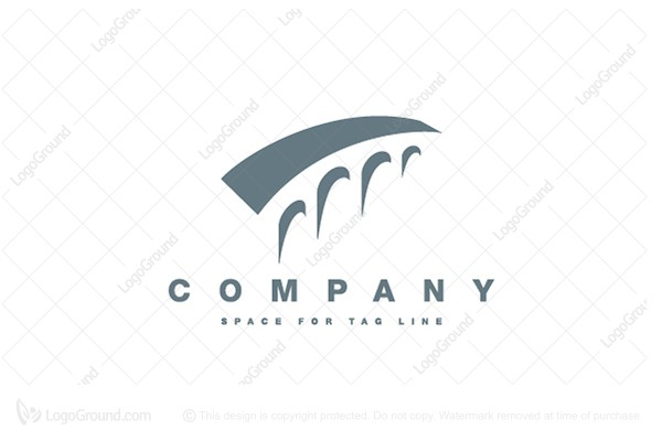Logo for sale: Bridge 1 Logo