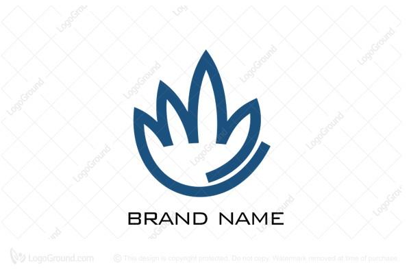 Open Hand Logo