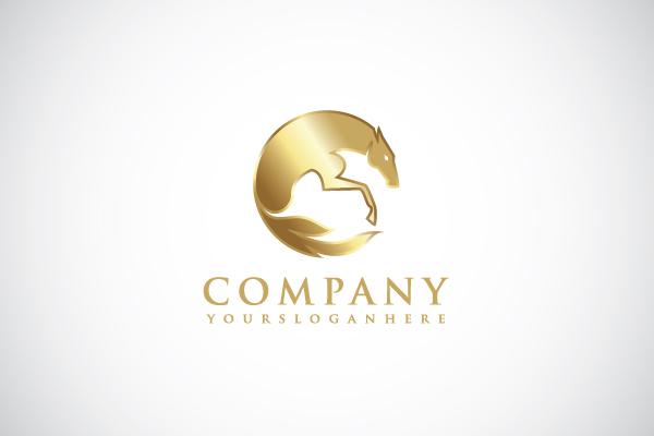 horse circle logo
