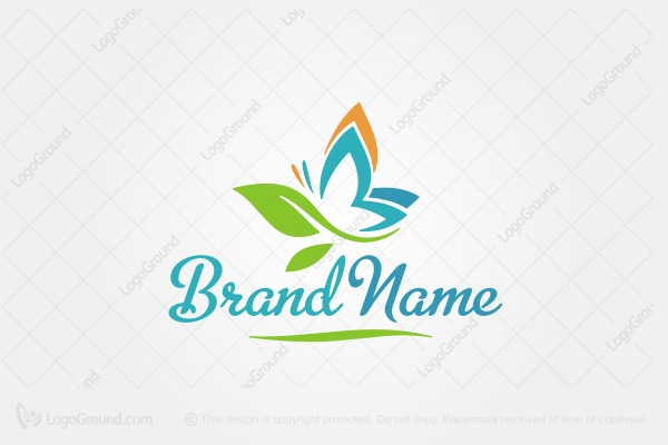 Logo For Sale: Garden Logo