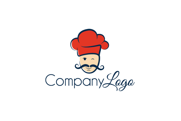 Chef Logos and Chef Hat Logos