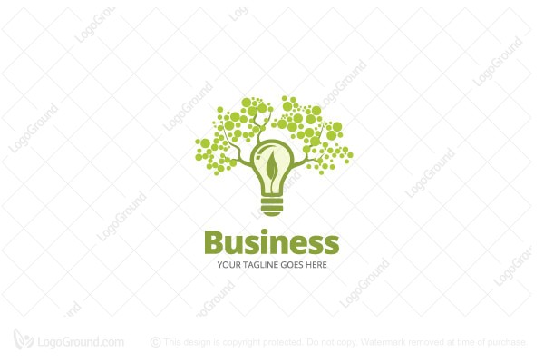 Logo for sale: Idea Tree Logo