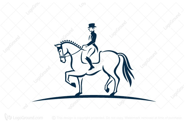 Horse Style Logos for Sale