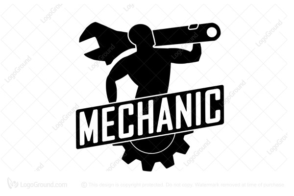 Mechanic logo design - photo#5