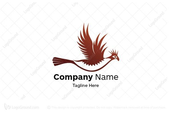 Red phoenix bird logo logo for sale red phoenix bird logo voltagebd Choice Image