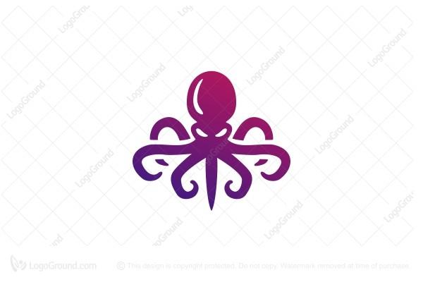 octopus logo octopus vector file octopus vector image