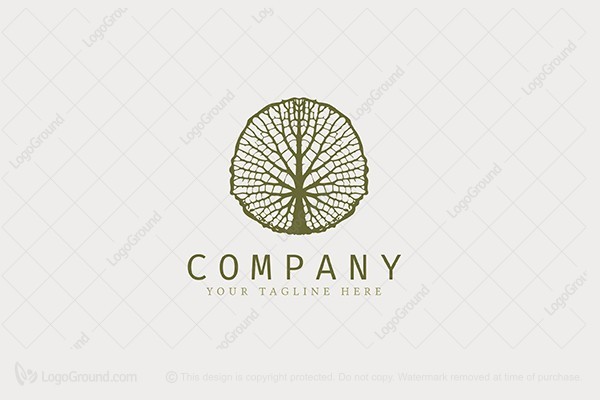 Logo for sale: Tree Abstract Logo