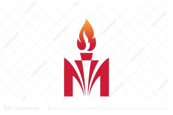 torch light logo
