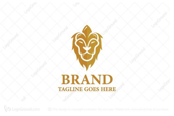yellow lion logo - photo #35