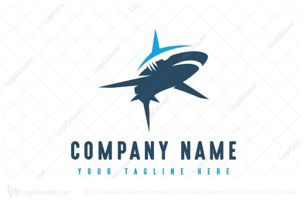 Shark Logos for Sale
