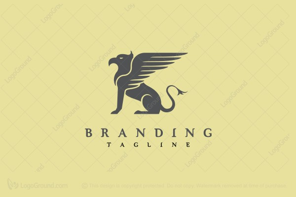 Logo for sale: Griffin Logo