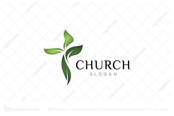 Church Logos, Tree Church Logos for Sale ...