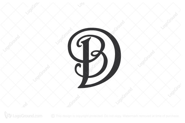 letter db logo