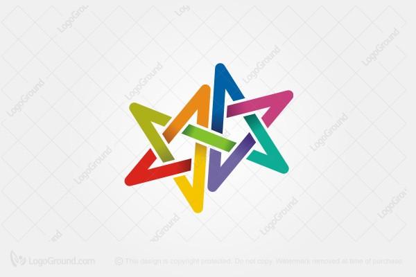 20 beautiful star logos