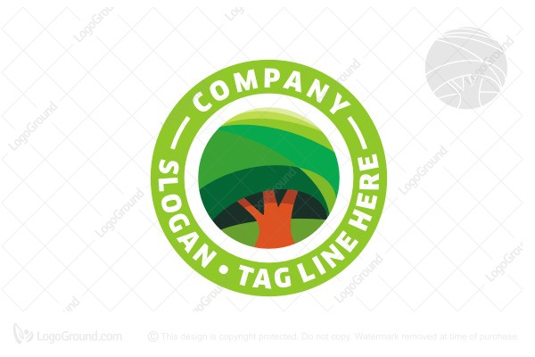 Circle Tree Logo