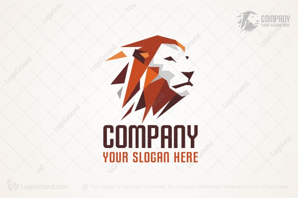 Logo for sale: Creative Lion Logo