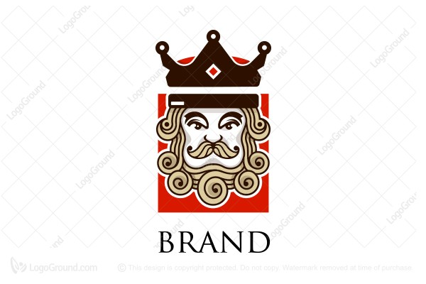 Logo for sale: King Logo