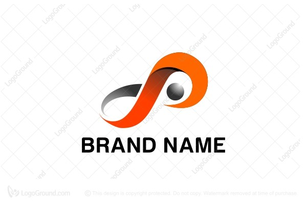 Logo for sale: Infinity P Logo