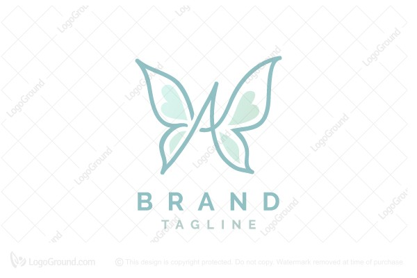 Logo for sale: A Butterfly Logo