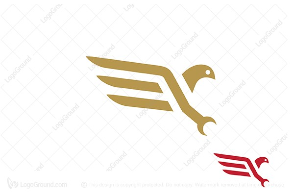 Logo for sale: Eagle Claw Logo