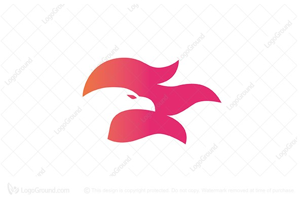Logo for sale: Fire Bird Logo
