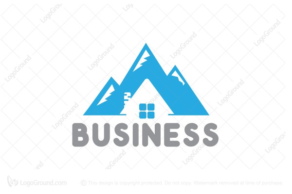 Logo for sale: Stone House Logo