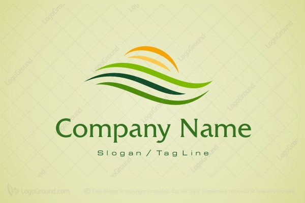 Landscaping Logos for Sale