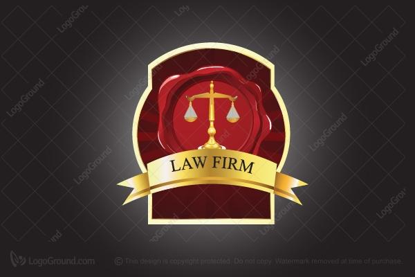 Modern Logo Law Firm Logo  Modern Law Firm Logos