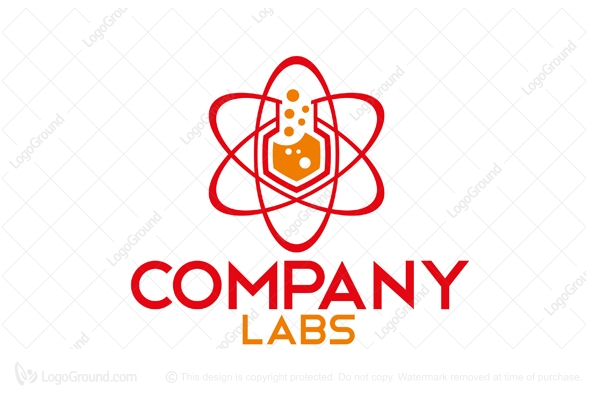 Logo for sale: Laboratorium Logo