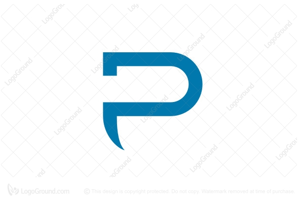 Buy Logos > Log... P Design Logo