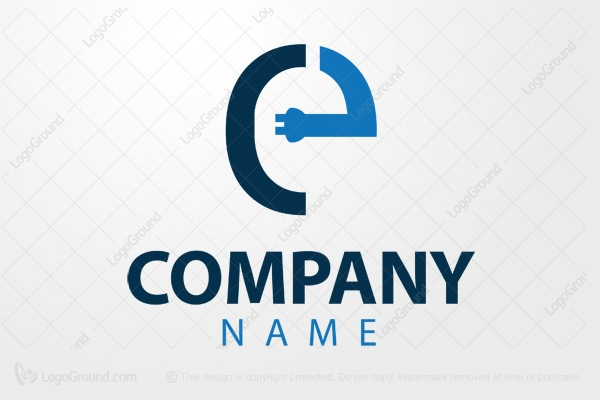 Electrical Logos consice Electric Logo By
