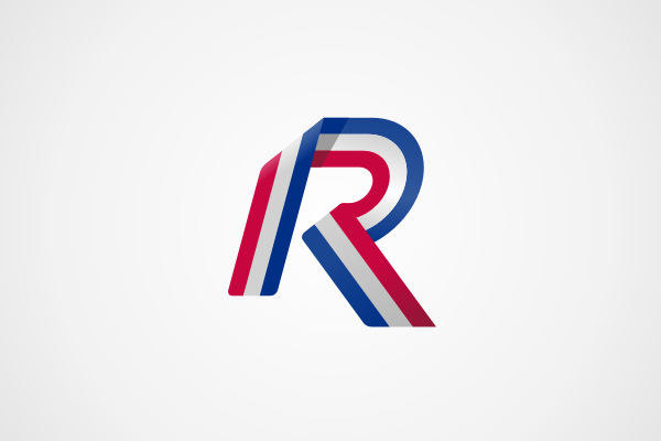R Logo Design Logo