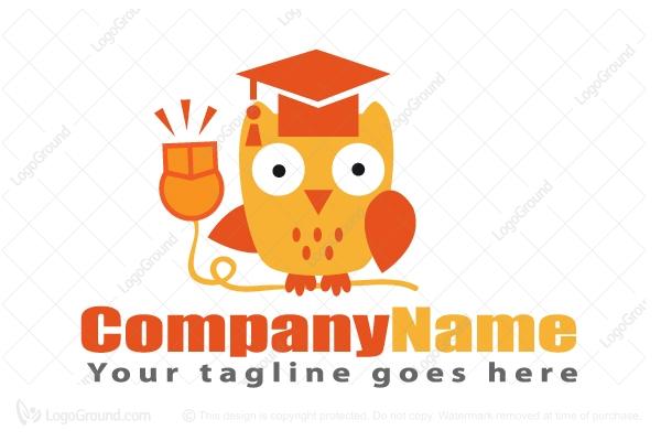 Friendly Owl Teaching Online Logo