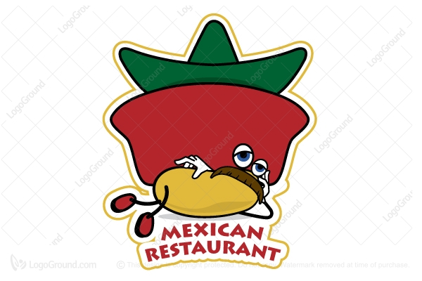 Mexican restaurant logo for Mexican logos pictures