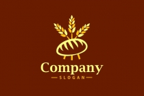 Golden Grain Bakery Logo