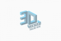 Impossible 3d Logo