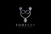 Premium Jewellery Design Logo