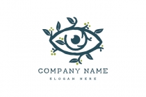 Natural Eye Logo