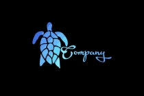 Blue Turtle Logo